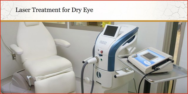 IPL Treatment for Dry Eye